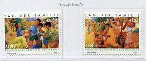 19484-UNITED-NATIONS-Vienna-2006-MNH-Nuovi-Day-of-family