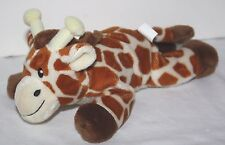 Aroma Home Giraffe Plush Stuffed Animal No Scent Heating Soother for Kids EUC