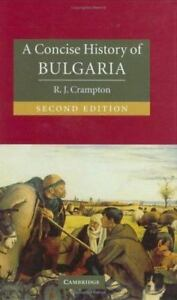 A-Concise-History-Of-Bulgaria-cambridge-Concise-Histories-By-R-J-Crampton
