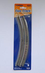 Tomix N Scale 1121 Curve C280-45 (F) 2 Pcs