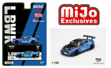 MINIGT #70 Nissan GT-R 40th anniversary edition by INTERPORT MINI GT