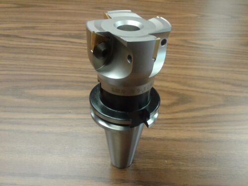 """2-1//2/"""" 90 degree indexable face shell mill,CAT40 face milling  #506-FMT-212-new"""