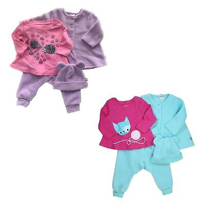 Zutano Baby Girls Flamingo Sunshine Top and Bike Short Set