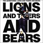 Lions and Tigers and Bears * by The Adventures (CD, May-2011, Lemon Recordings)