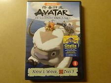 DVD / AVATAR - DE LEGENDE VAN AANG - NATIE 1: WATER - DEEL 5
