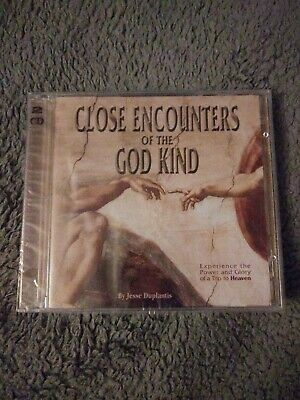 Close Encounters Of The God Kind By Dr Jesse Duplantis Brand New Sealed 821567027428 Ebay