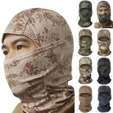 Desert Camouflage Balaclava Face Wrap Sniper Veil Head Face Cover Airsoft Camo