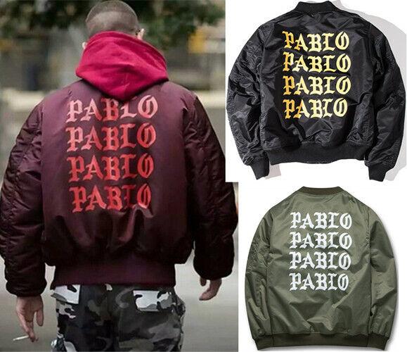 Kanye West Jacket Coat Season Pablo God  Kanyewest Tour Jacke Sweater Yeezus Neu
