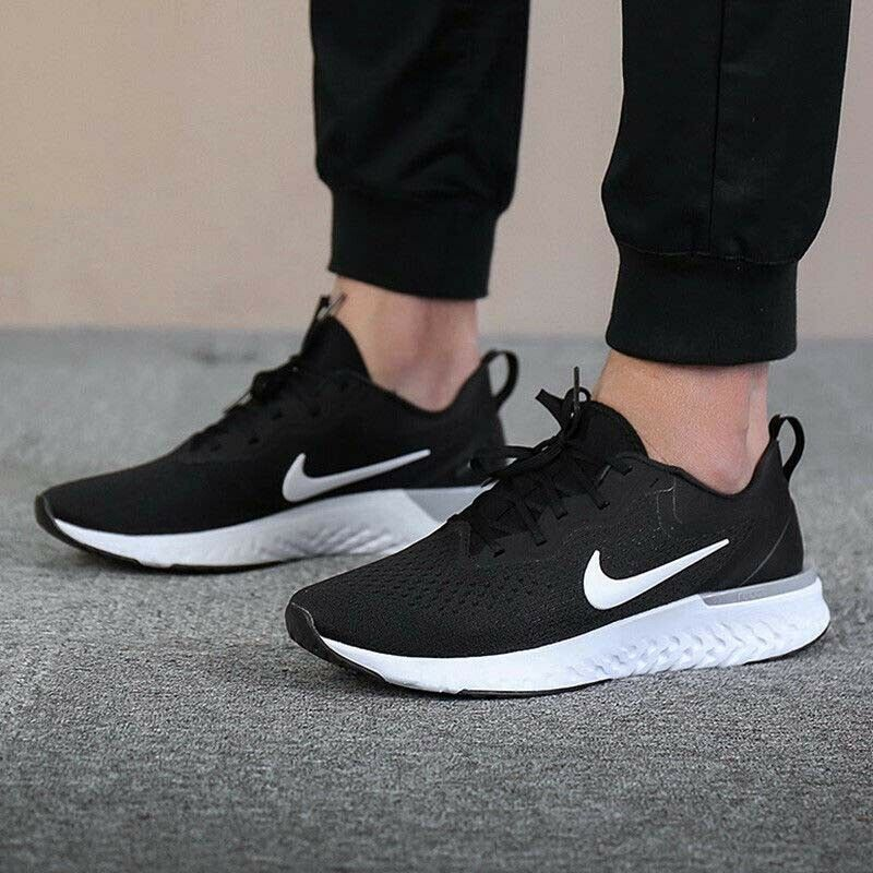 save off d494e 60192 Nike Nike Nike Odyssey React Black Wolf Grey-White AO9819-001 Men s shoes.