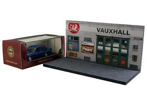VAUXHALL-Viva-HA-SL90-1966-Avec-presentoir-1-43eme-Silas-Models