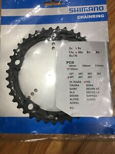 Shimano-39t-Middle-Chainring