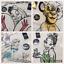 Personalised-DISNEY-WB-Canvas-Tote-Bag-Winnie-Mickey-Simba-Minnie-Mermaid thumbnail 75