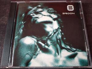 BROON - Broon CD Goth Rock / Indie Rock