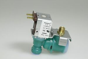 NEW Whirlpool W10498990 VALVE-SOLENOID SINGLE FACTORY AUTHORIZED