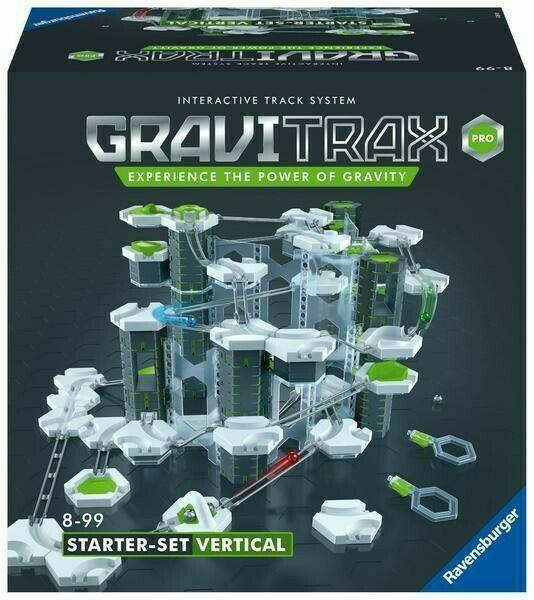 4005556268320 Ravensburger 26832 GraviTrax Pro Vertical Starter-Set