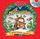Mater Saves Christmas by Disney Book Group Staff and Kiel Murray (2012, Hardcover)