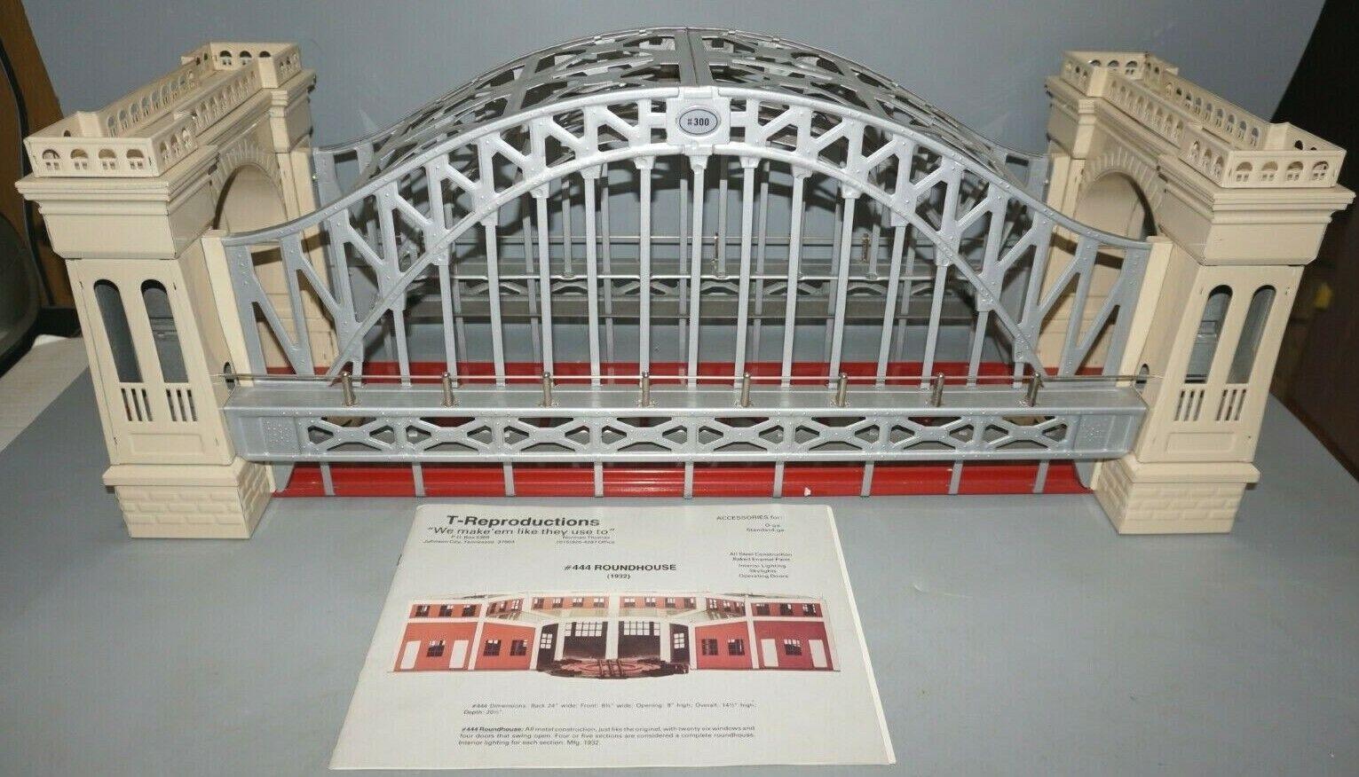 T-reproducciones o-calibre 300 apruebas Puente Con Caja Original