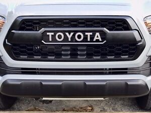 Image Is Loading Toyota Tacoma 2016 2017 Oem Trd Pro Matte