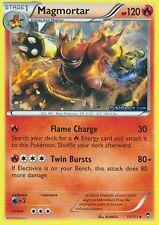 Pokemon TCG XY FURIOUS FISTS : Magmortar 11/111 RARE X 4