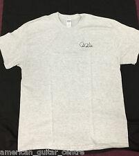PRS Neck Bolt Light Gray T-shirt Large