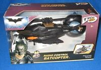 Tyco Rc Batman Little Rides Radio Control Batcopter 27 Mhz M0665