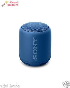 Sony SRS XB10 | Extra Bass | Wireless Bluetooth Speaker | With Mic | Blue |