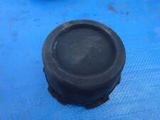87 - 97 Nissan Pathfinder BLACK 40342-08G00 STEEL Wheel Center Caps Hubcaps (1)