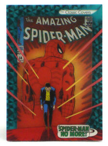 2014-Marvel-Premier-Spider-Man-Classic-Covers-Shadowbox-Card-Upper-Deck-CSB-18