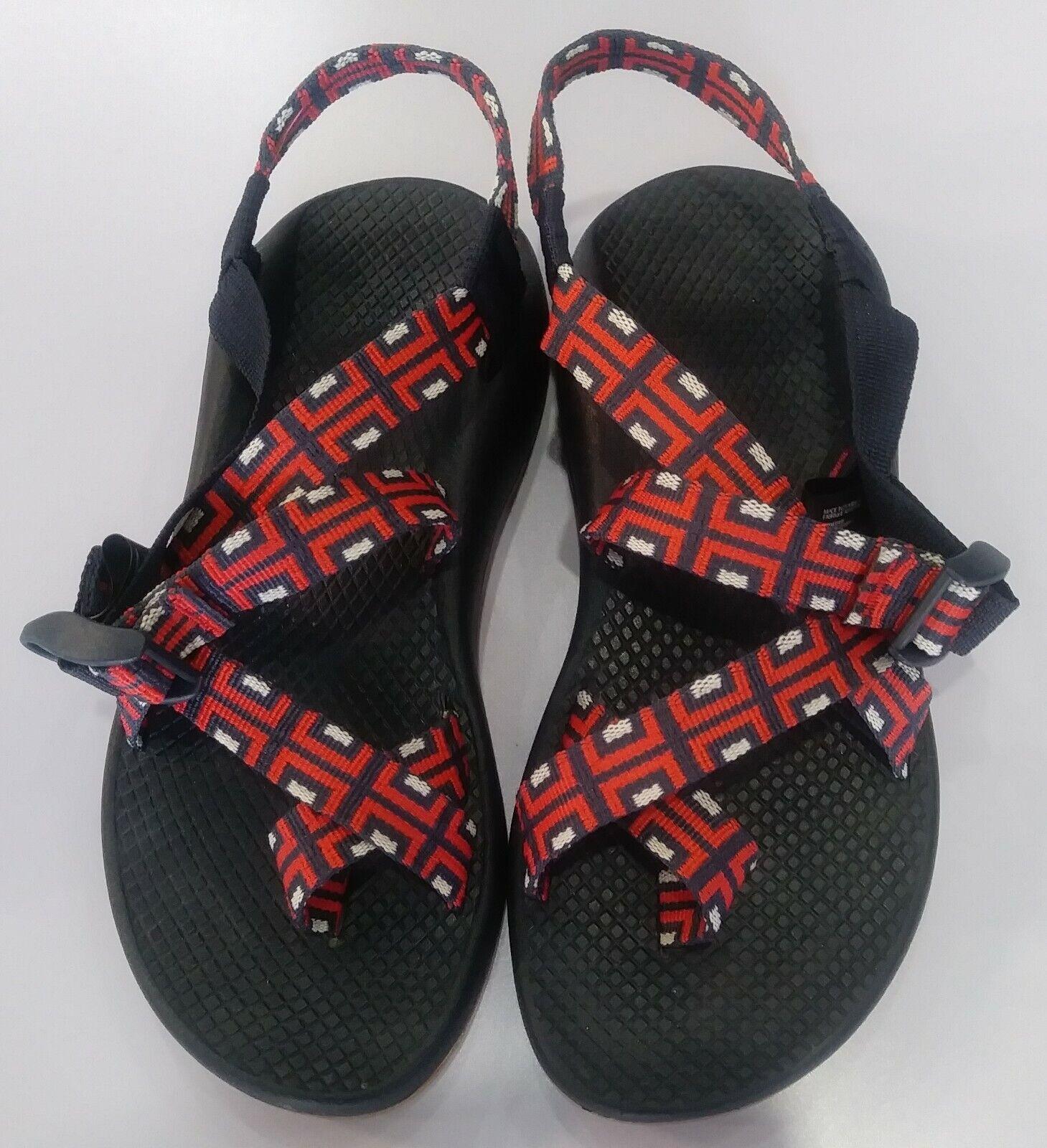 Chaco Women's Z 2 Classic Sandals, Prairie Grenadine, Size 7 B US