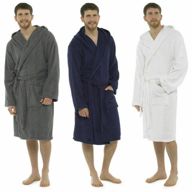 BNIP Dressing Gown Oyster Eatcher Green Emily Bond Bath Robe Size: S//M