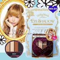 Koji Dolly Wink Tsubasa Masuwaka Eye Shadow Palette 04 Shiny Brown Version
