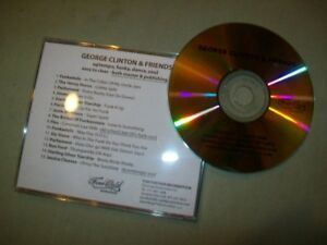 George-Clinton-PROMO-CD-George-Clinton-amp-Friends