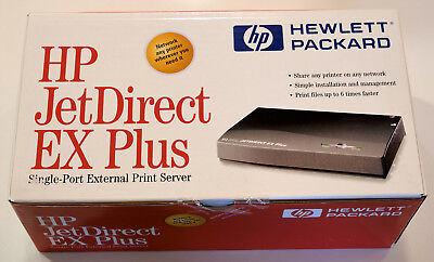 J2591a Hp Networking Print Server External