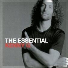"""KENNY G """"THE ESSENTIAL KENNY G"""" 2 CD NEU"""