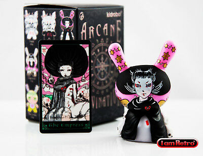"Hermit Arcane Divination Dunny Series 3/"" Vinyl Figure Kidrobot New"