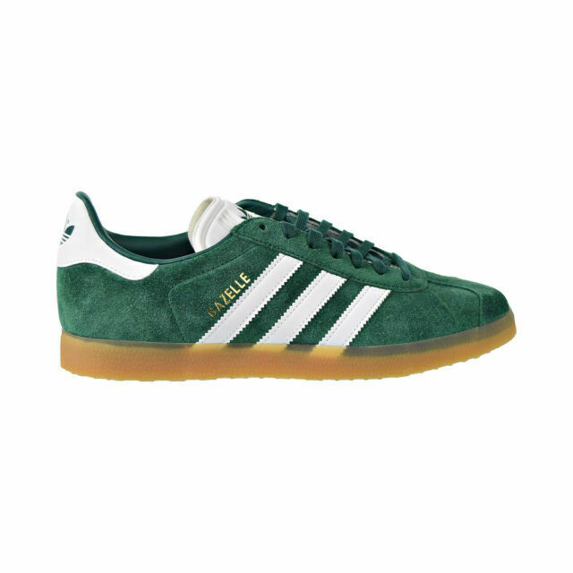 Size 9 - adidas Gazelle Collegiate Green Gum