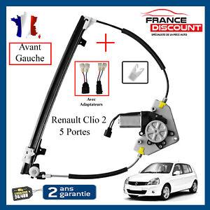 LEVE-VITRE ELECTRIQUE AVANT DROIT RENAULT CLIO 2 /& CAMPUS 4-5 PORTES