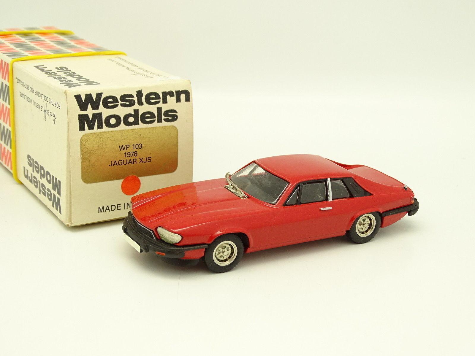 Westliche modelle 1   43 - jaguar xjs verrotten.