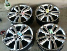 Set of 4 2013 Hyundai Santa Fe OEM Factory Wheels Rims 529104Z195, Free Shipping