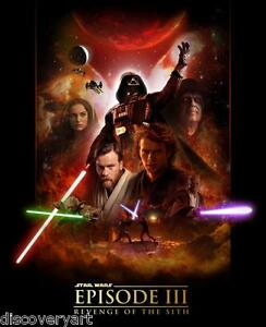 Image Is Loading Star Wars Episode 3 Revenge Of The Sith