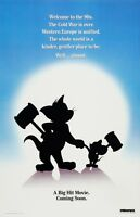 Tom And Jerry Poster - Animation, Tom And Jerry The Movie Poster (a) 11 X 17