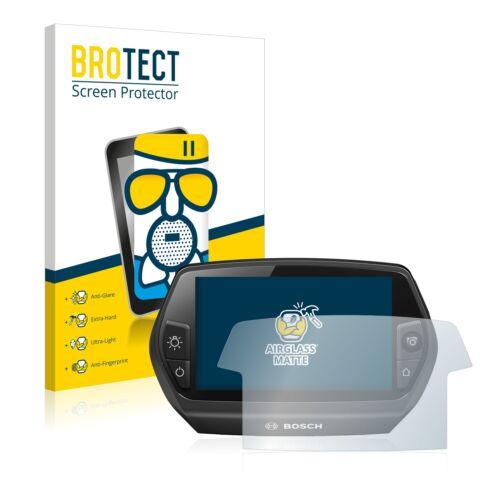 Protección de cristal blindado lámina Bosch Nyon e-bike Display Matt airglass tanques diapositiva