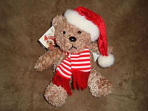 Sears Exclusive Plush Christmas 2000 Bear KRINGLE W/tags