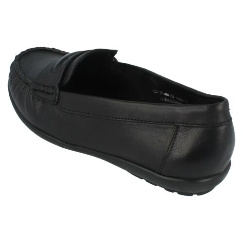 Clair Large Pied Db 4e Noir Chaussures Ee Femmes Leather Easy B 78353 xnfCTnvq