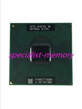 Intel Core 2 Duo T8300 SLAYQ 2.4G 3M 800MHz Socket P Mobile CPU Processor