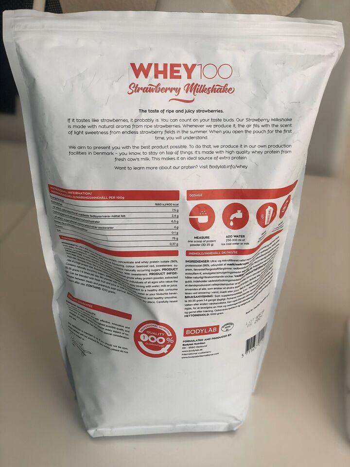 Andet, Proteinpulver, Bodylab