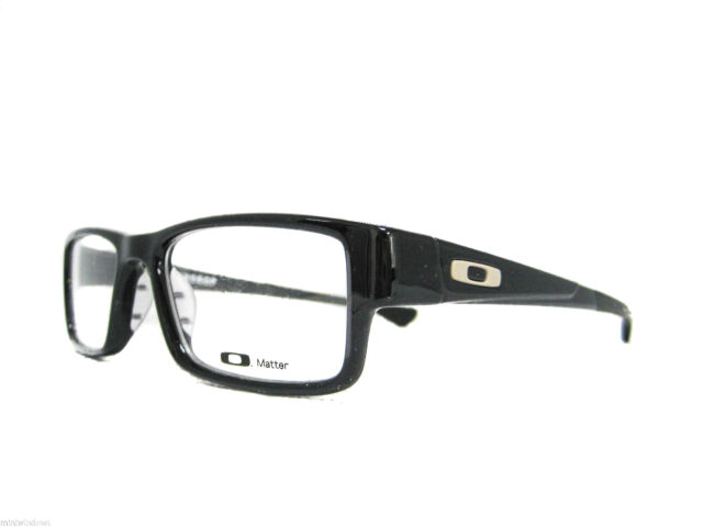 51c06faf1db Oakley Eyeglasses Ox8046 02 Airdrop Ox8046-0253 Black Ink 53mm for ...