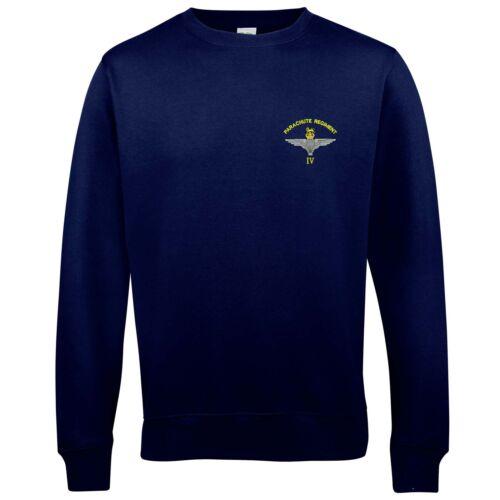 Parachute Regiment IV Sweatshirt 4 Para