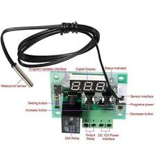 Digital LCD Thermostat Regulator Temperature Thermocouple Controller W1