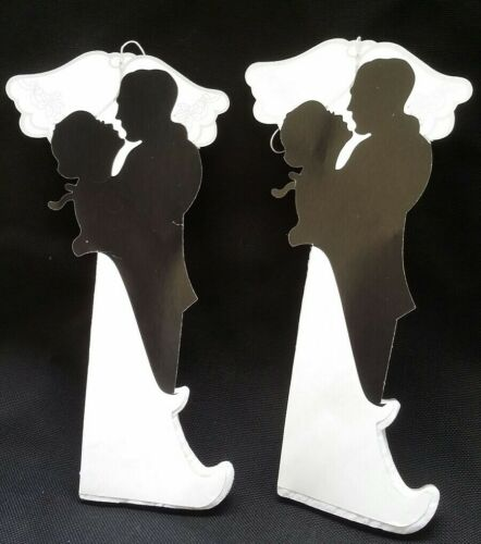 Groom and Bride 2 Wedding Centerpieces,Table Decor Decoration,Boda,Cake topper